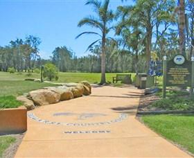 Callala Beach RSL Country Golf Club Logo and Images