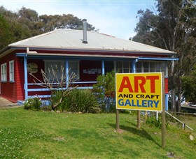 MACS Cottage Gallery Logo and Images