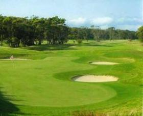 Shoalhaven Heads Golf Club Bistro Logo and Images