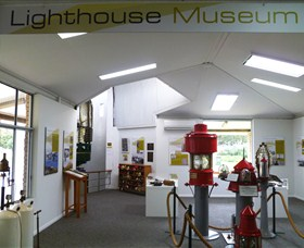 Narooma Lighthouse Museum Logo and Images