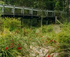 Eurobodalla Botanic Gardens Logo and Images