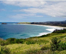 Minnamurra Beach Logo and Images