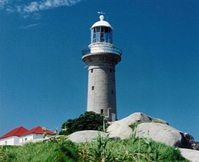 Montague Island Lighthouse Logo and Images