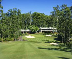 Bonville Golf Resort Logo and Images