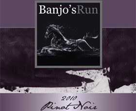 Banjo's Run Winery and Vineyard Logo and Images
