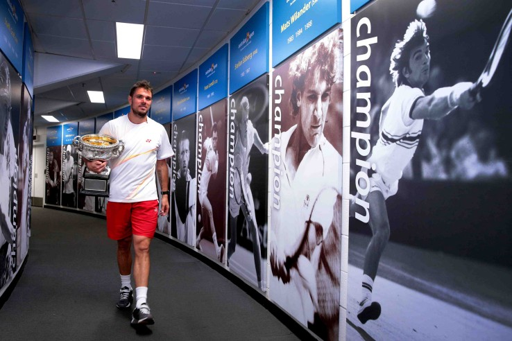 Australian Open Guided Tours Image