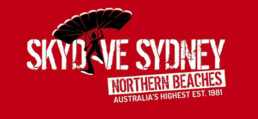 Skydive Sydney North Coast Logo and Images