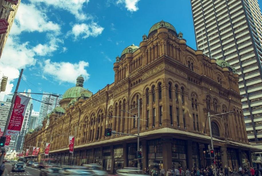 Queen Victoria Building QVB Image