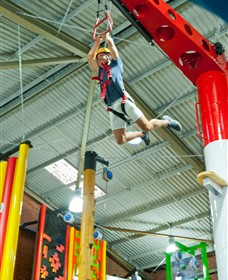 Clip 'N Climb Melbourne Logo and Images