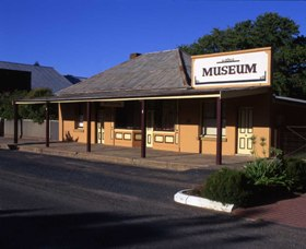 Boorowa Historical Museum Logo and Images
