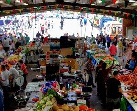 Caribbean Gardens and Market Image