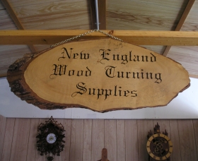 New England Wood Turning Supplies Logo and Images