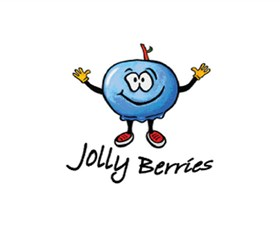 Jolly Berries Logo and Images