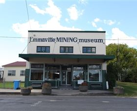 Emmaville Mining Museum Logo and Images