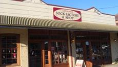 Lindner Sock Factory Logo and Images