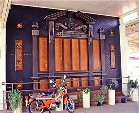 Toowoomba Railway Station, Memorial Honour Board Image