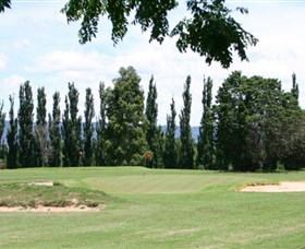 Aberdeen Golf Club Logo and Images