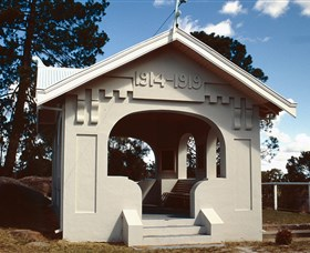 Stanthorpe Soldiers Memorial Image