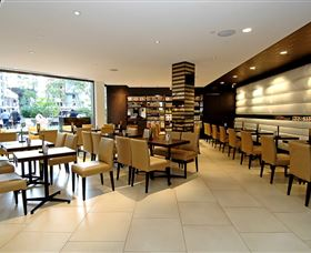 Lindt Chocolate Café George Street Image