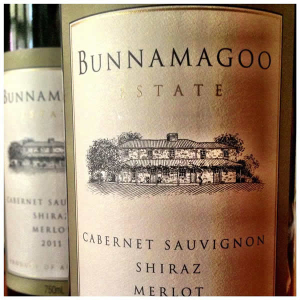 Bunnamagoo Wines Logo and Images
