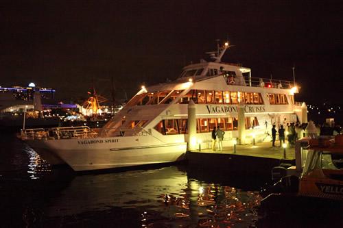 Vagabond Cruises Logo and Images