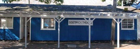 Sidetrack Theatre Logo and Images