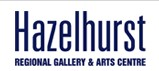 Hazelhurst Regional Gallery & Arts Centre Logo and Images