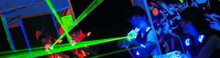 Zone 3 Laser Tag - Caringbah Logo and Images