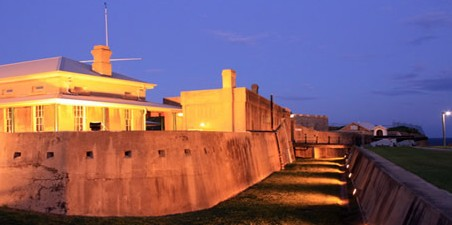 Fort Scratchley Historical Society Logo and Images