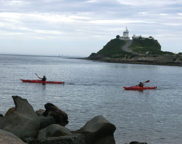 Newcastle Kayak Tours Image