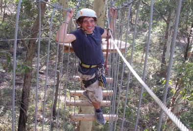TreeTop Adventure Park Newcastle