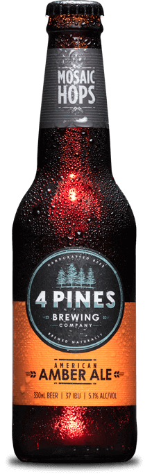 4 Pines Brewing Company Logo and Images