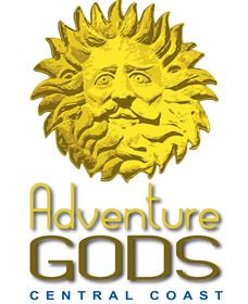 Adventure Gods Tours Logo and Images