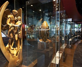Rugby League Museum Image