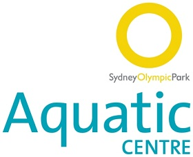 Sydney Olympic Park Aquatic Centre Logo and Images
