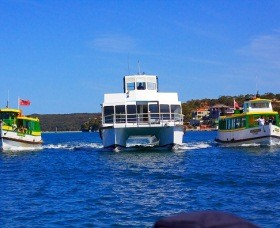 Cronulla and National Park Ferry Cruises Image