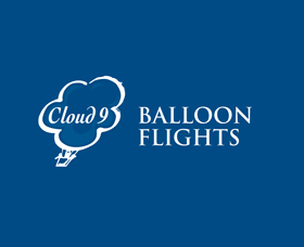 Cloud 9 Balloon Flights Logo and Images