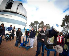 UWS Penrith Observatory Logo and Images