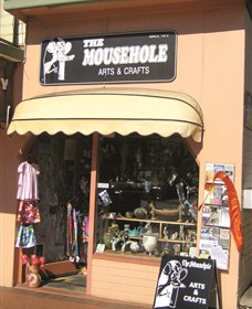 The Mousehole Logo and Images