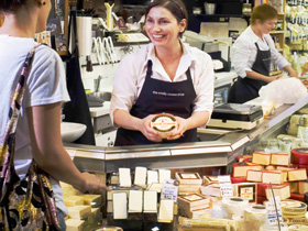 The Smelly Cheese Shop Image