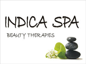 Indica Spa Logo and Images