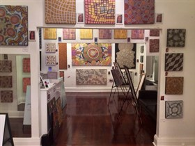 The Aboriginal Art House Image
