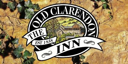 The Old Clarendon Inn and Millers Restaurant Logo and Images