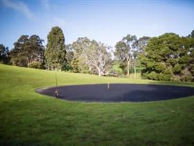 Yankalilla Memorial Park Logo and Images