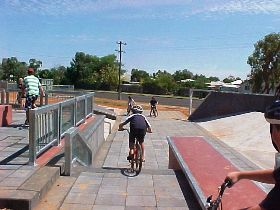 Charleville - Skate Park Logo and Images