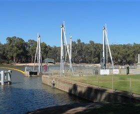 Lock 10 and Weir Logo and Images