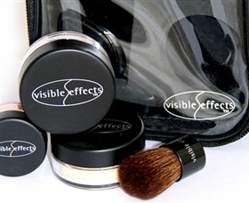 Visible Effects Cosmetic Clinic and Day Spa Logo and Images
