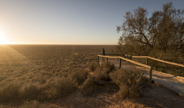 Mungo lookout Logo and Images