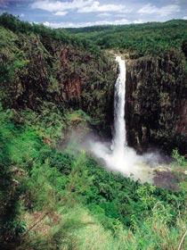 Wallaman Falls, Girringun National Park Logo and Images