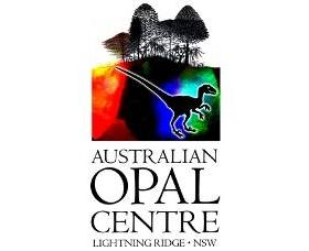 Australian Opal Centre Logo and Images